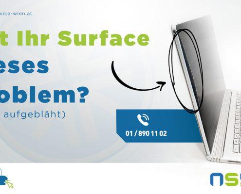Notebook Service Microsoft Surface Book und Pro